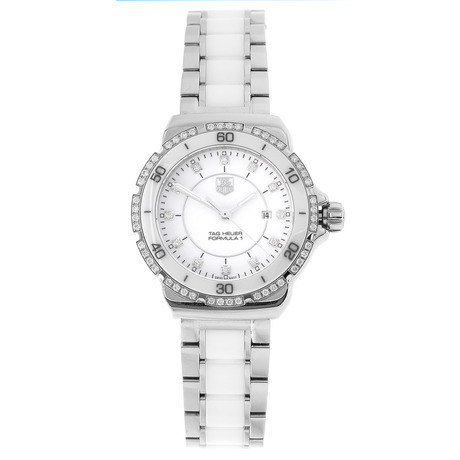 Pre-Owned TAG Heuer F1 Ladies Watch, Circa 2011