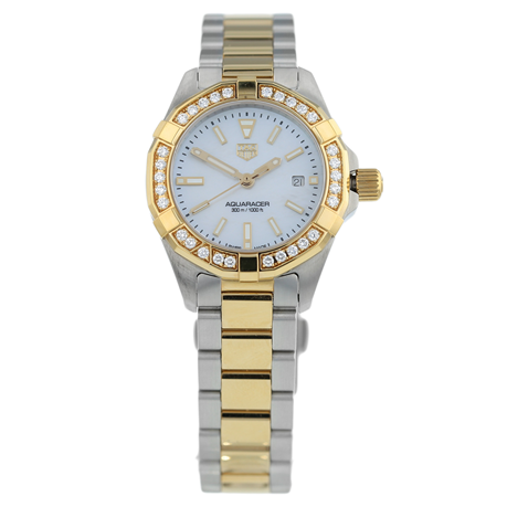 Pre-Owned TAG Heuer Aquaracer Ladies Watch WBD1421