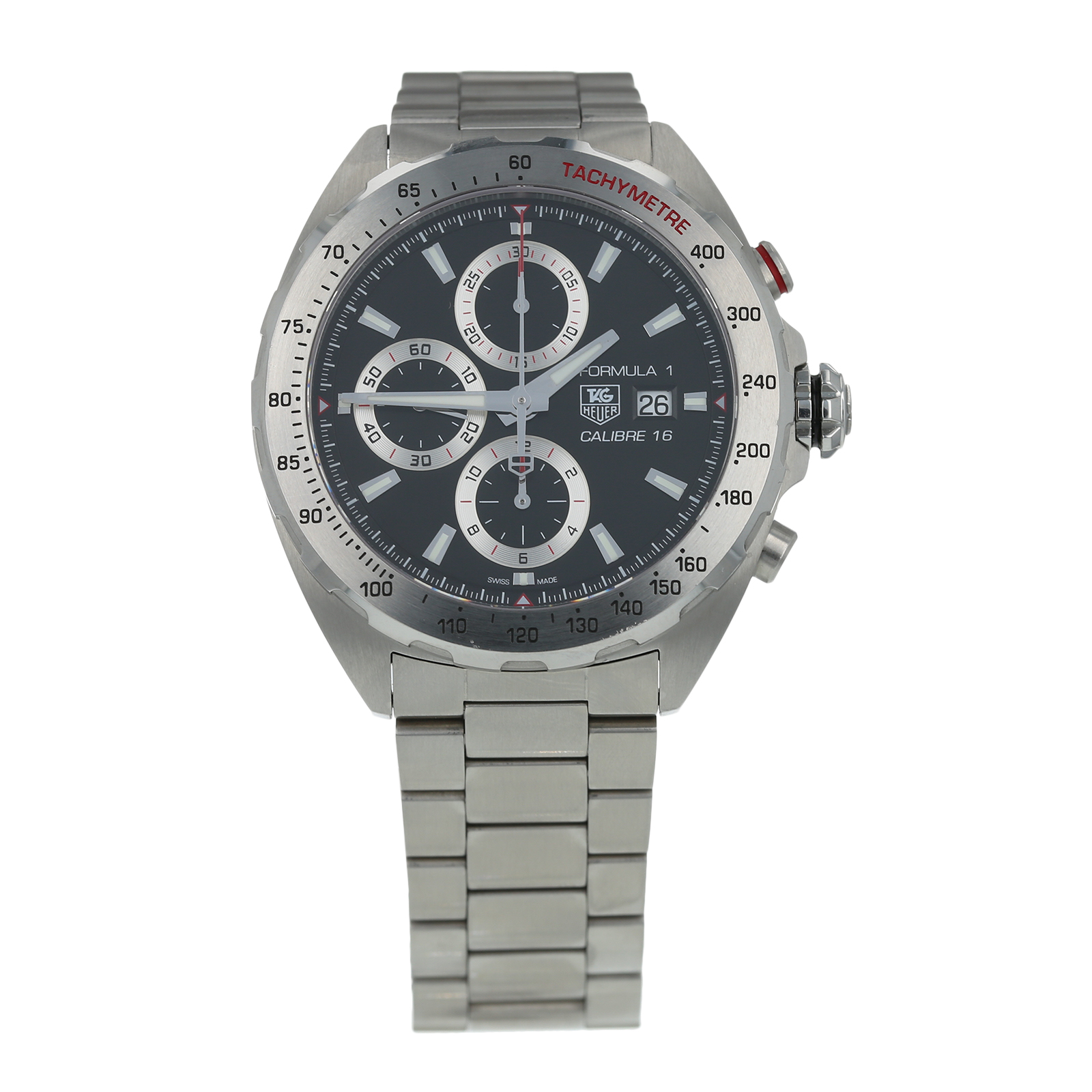 Pre-Owned TAG Heuer Formula 1 Calibre 16 Mens Watch CAZ2010
