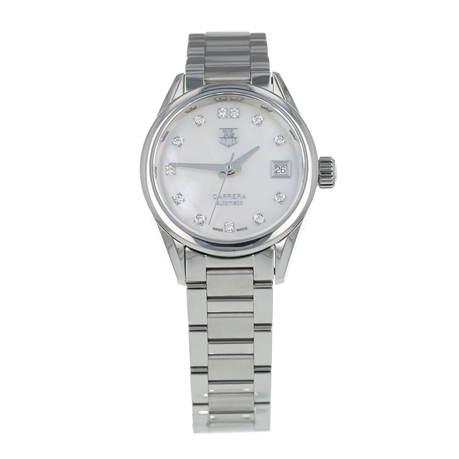 Pre-Owned TAG Heuer Carrera Ladies Watch WAR2414-0