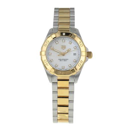 Pre-Owned TAG Heuer Aquaracer Ladies Watch WBD1422