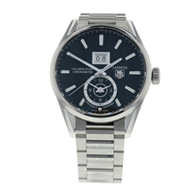Pre-Owned TAG Heuer Carrera GMT Mens Watch WAR5010-2