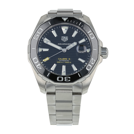 Pre-Owned TAG Heuer Aquaracer Calibre 5 Mens Watch WAY201A