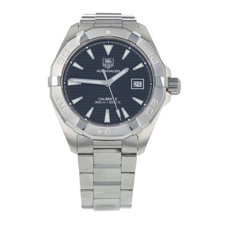 Pre-Owned TAG Heuer Aquaracer Mens Watch WAY2110-0