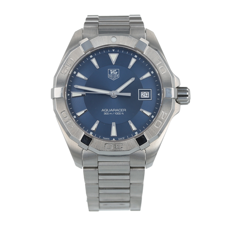 Pre-Owned TAG Heuer Aquaracer Mens Watch WAY1112