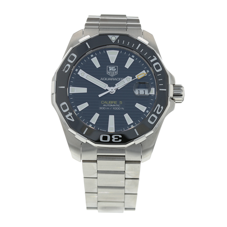 Pre-Owned TAG Heuer Aquaracer Mens Watch WAY211A