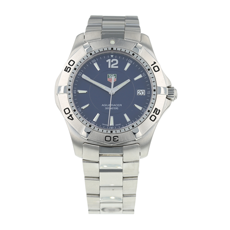 Pre-Owned TAG Heuer Aquaracer Mens Watch WAF1113