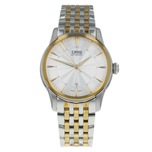 Pre-Owned Oris Artelier Date Mens Watch 01 733 7670 4351-07 8 21 74