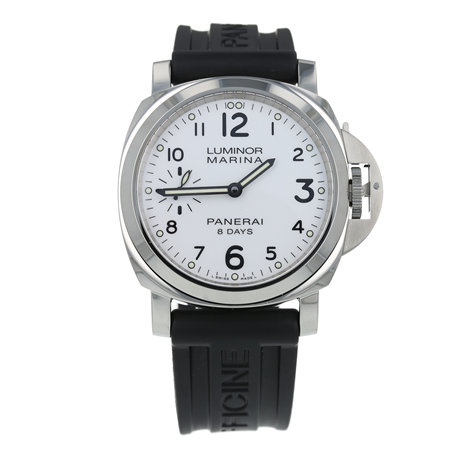 Pre-Owned Panerai Luminor Marina 8 Day Mens Watch PAM00563/ OP6937