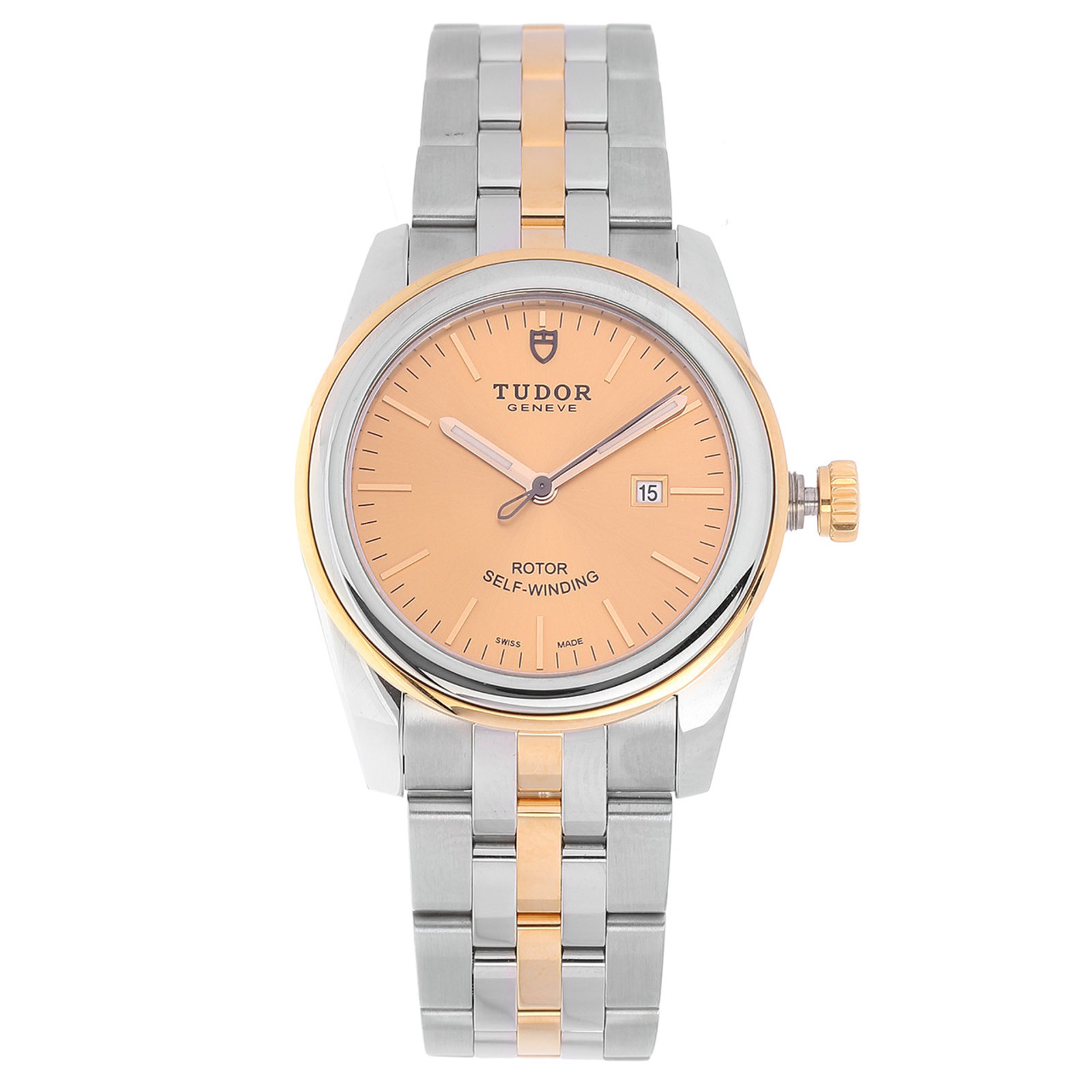 Pre-Owned Tudor Glamour Ladies Watch