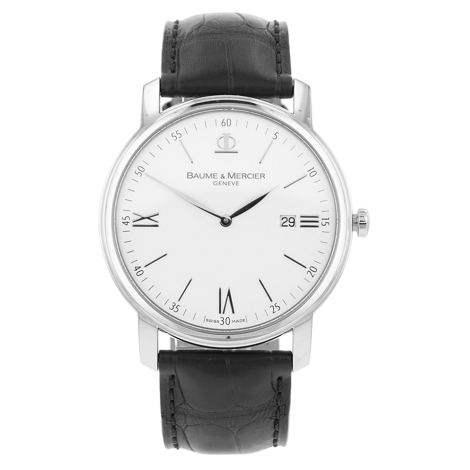 Pre-Owned Baume & Mercier Classima Mens Watch