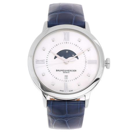 Pre-Owned Baume & Mercier Ladies Watch