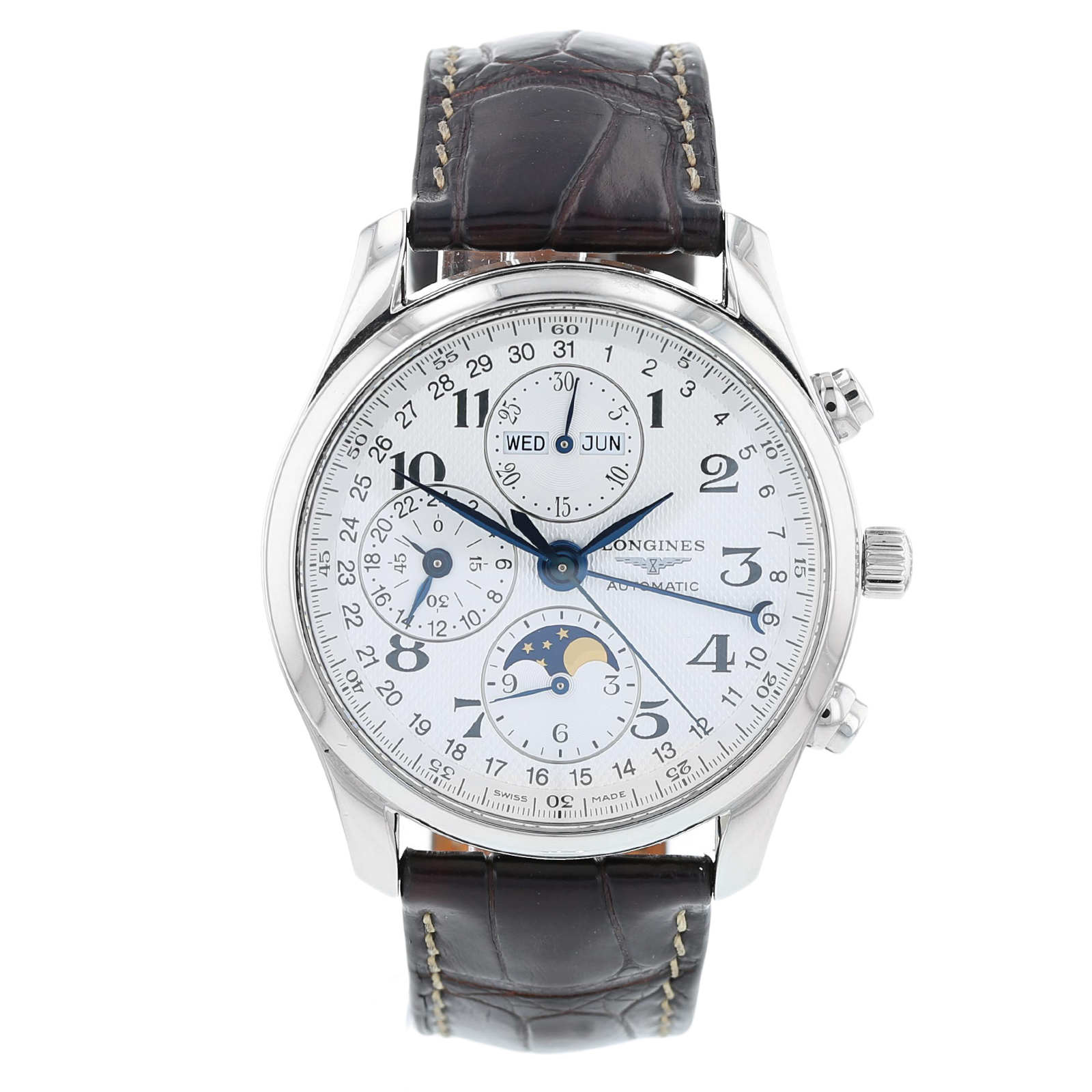 Pre-Owned Longines Master Collection Mens Watch