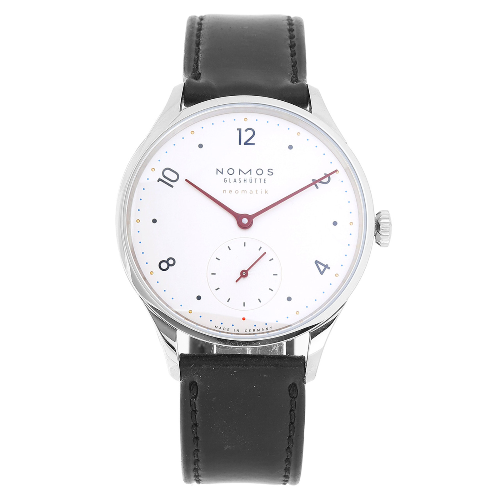 Pre-Owned NOMOS Glashutte Minimatik Mens Watch, Circa 2016