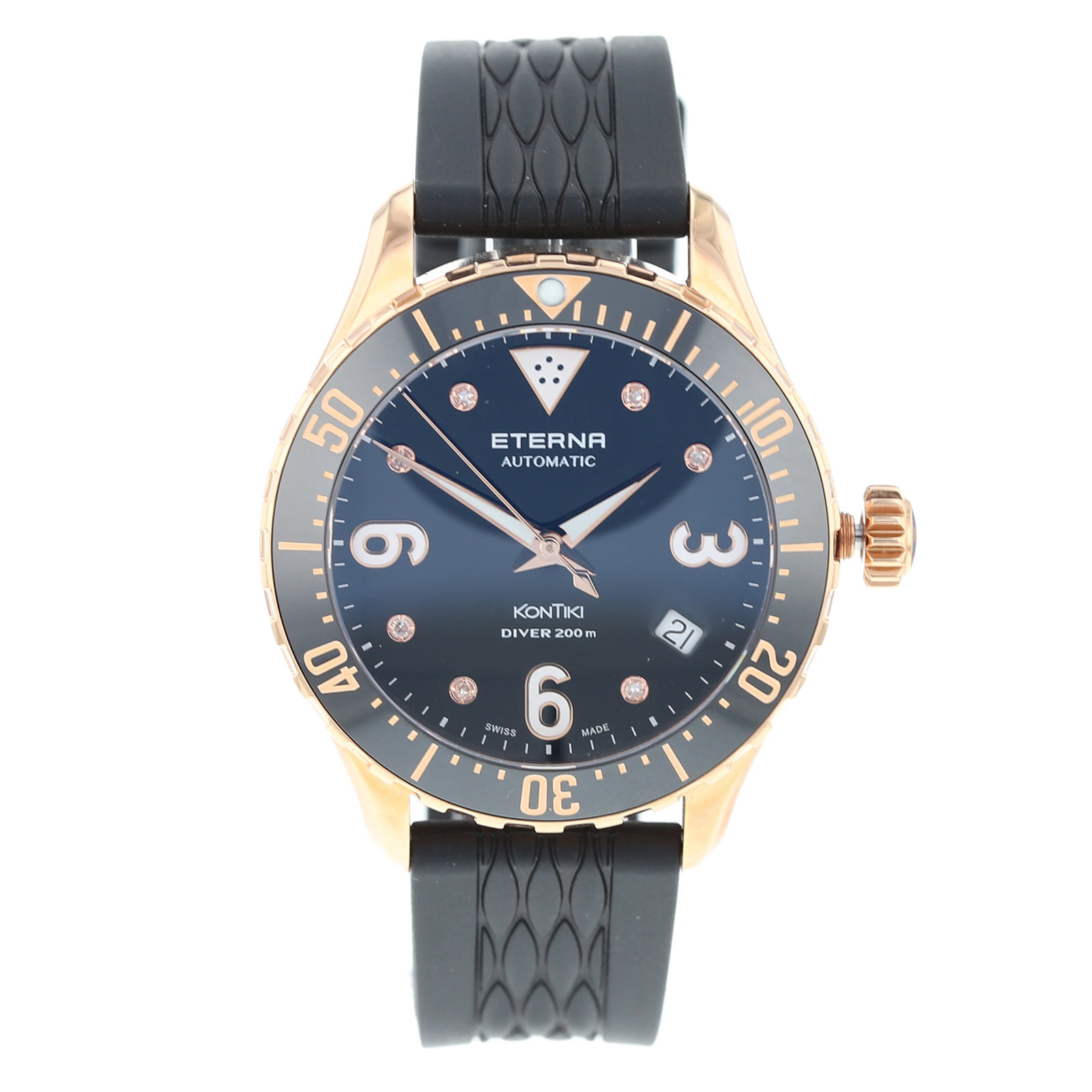 Pre-Owned Eterna Kontiki Ladies Watch
