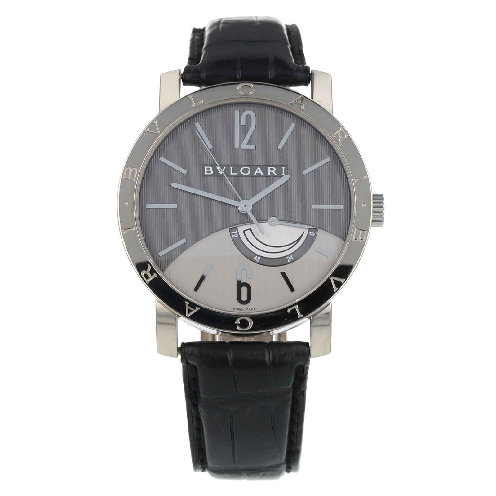 Pre-Owned Bvlgari Unisex Watch BB W 41 GL