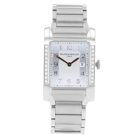 Pre-Owned Baume & Mercier Hampton Ladies Watch