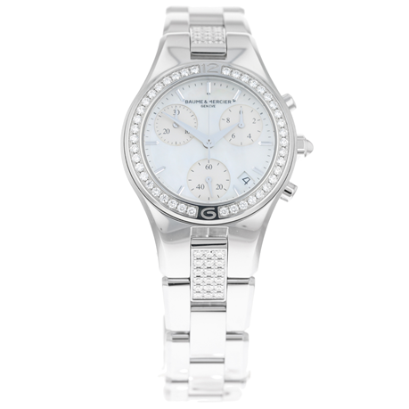 Pre-Owned Baume and Mercier Ladies Watch
