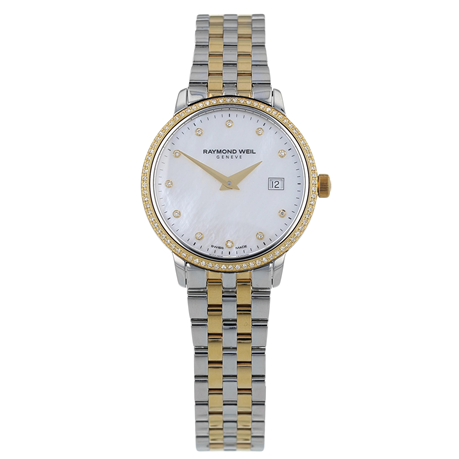 Pre-Owned Raymond Weil Toccata Ladies Watch 5988-SPS-97081