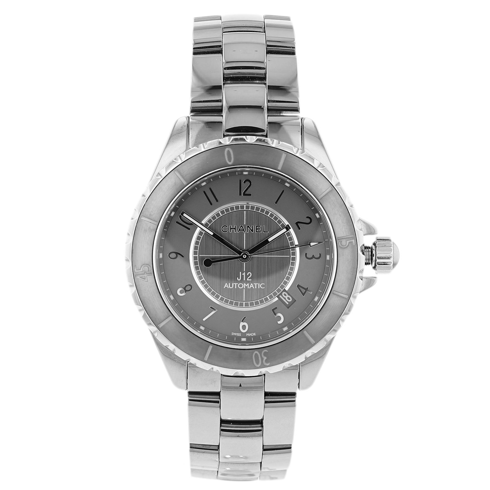 Pre Owned Chanel J12 Ladies Watch