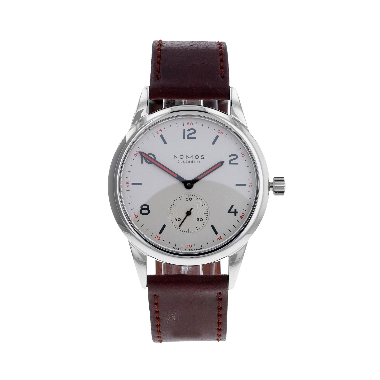 Pre-Owned NOMOS Glashutte Club, Circa 2017