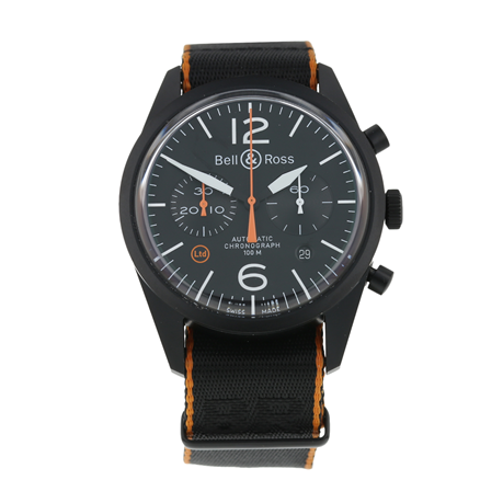 Pre-Owned Bell & Ross Men's Watch