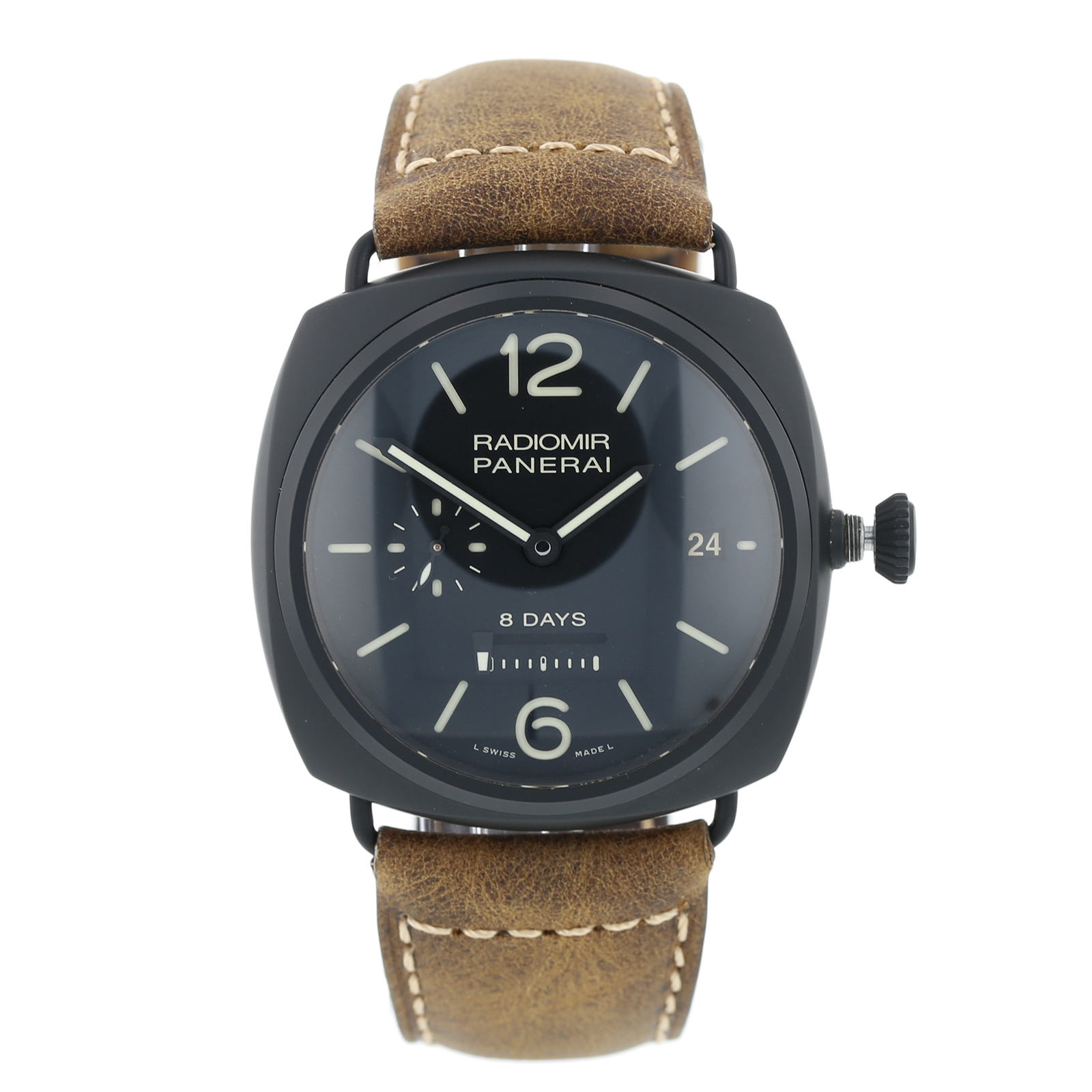 Pre-Owned Panerai Radiomir 8 Mens Watch