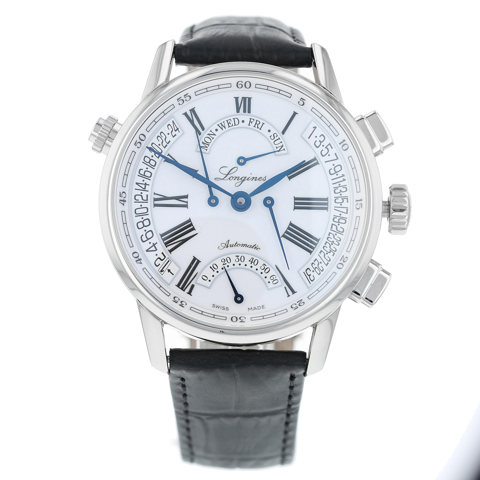 Pre-Owned Longines Heritage Mens Watch