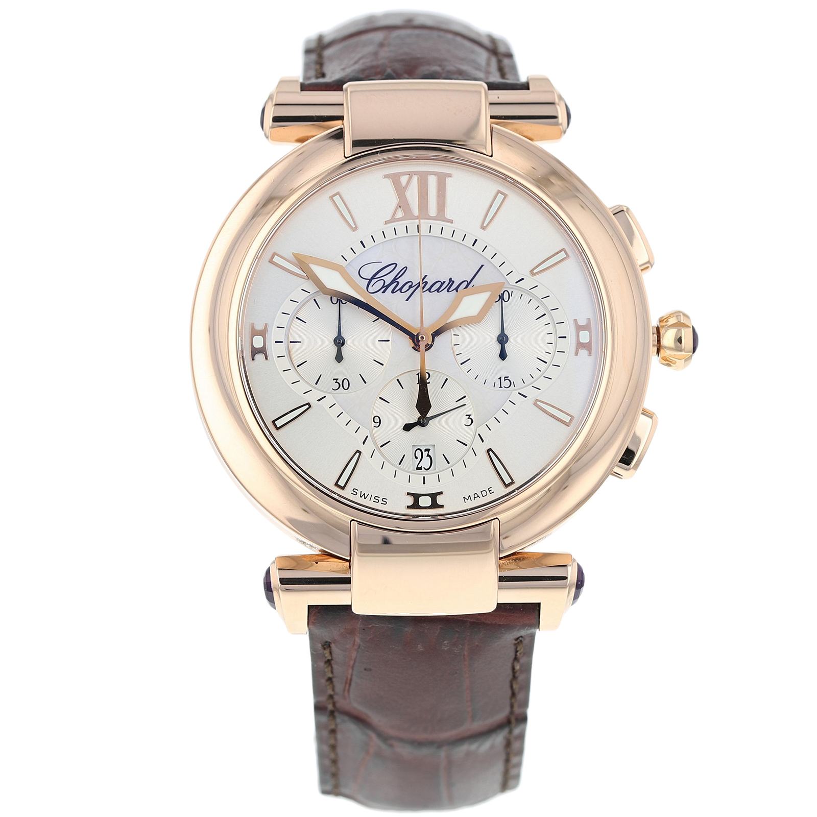 Pre-Owned Chopard Imperiale Mens Watch 384211-5001