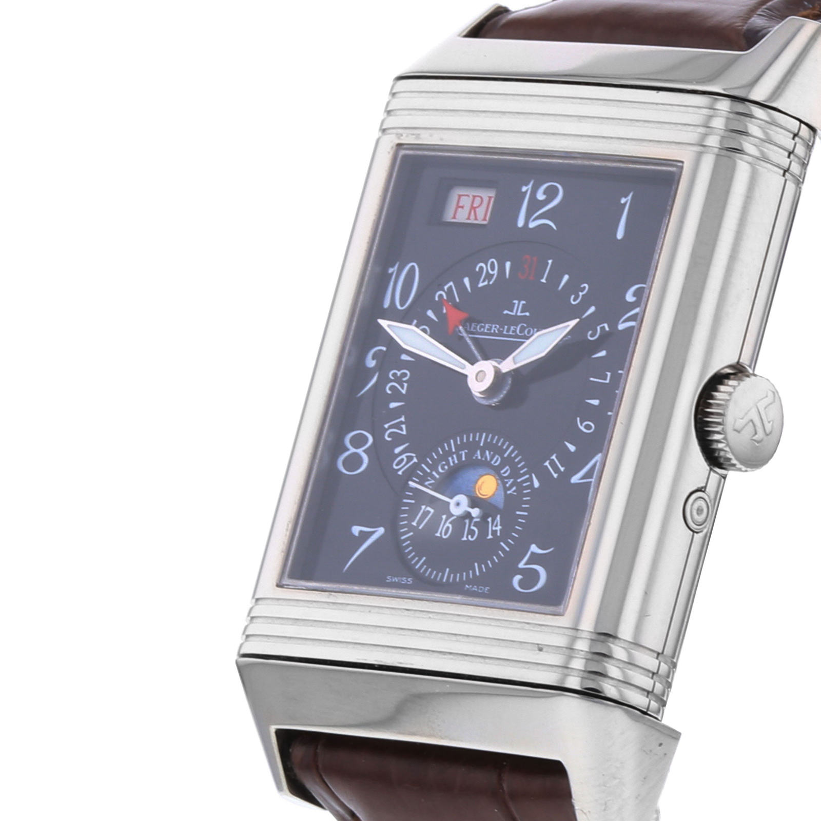 Pre-Owned Jaeger LeCoultre Mens Watch, Circa 2016