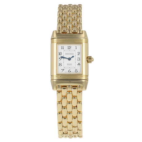 Pre-Owned Jaeger-LeCoultre Reverso Duetto Ladies Watch 2661120