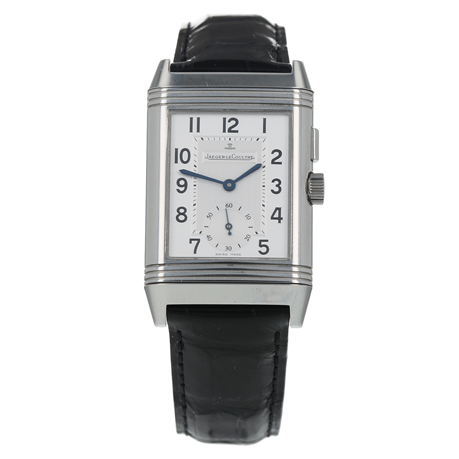 Pre-Owned Jaeger-LeCoultre Reverso Duo Mens Watch Q2718410/272.8.51