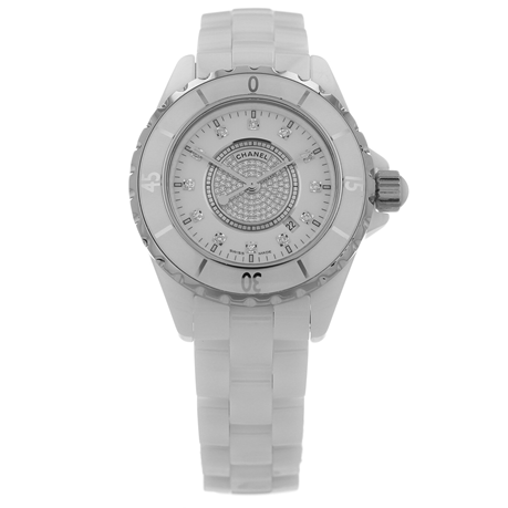 Pre-Owned Chanel J12 Ladies Watch H2123