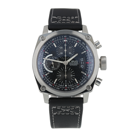 Pre-Owned Oris BC4 Chronograph Mens Watch 7616