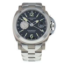 Pre-Owned Panerai Luminor GMT Mens Watch PAM00161