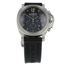 Pre-Owned Panerai Luminor Daylight Mens Watch PAM00356