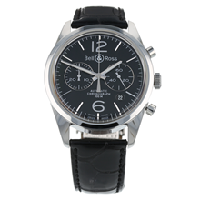 Pre-Owned Bell & Ross Vintage Mens Watch BR126-94