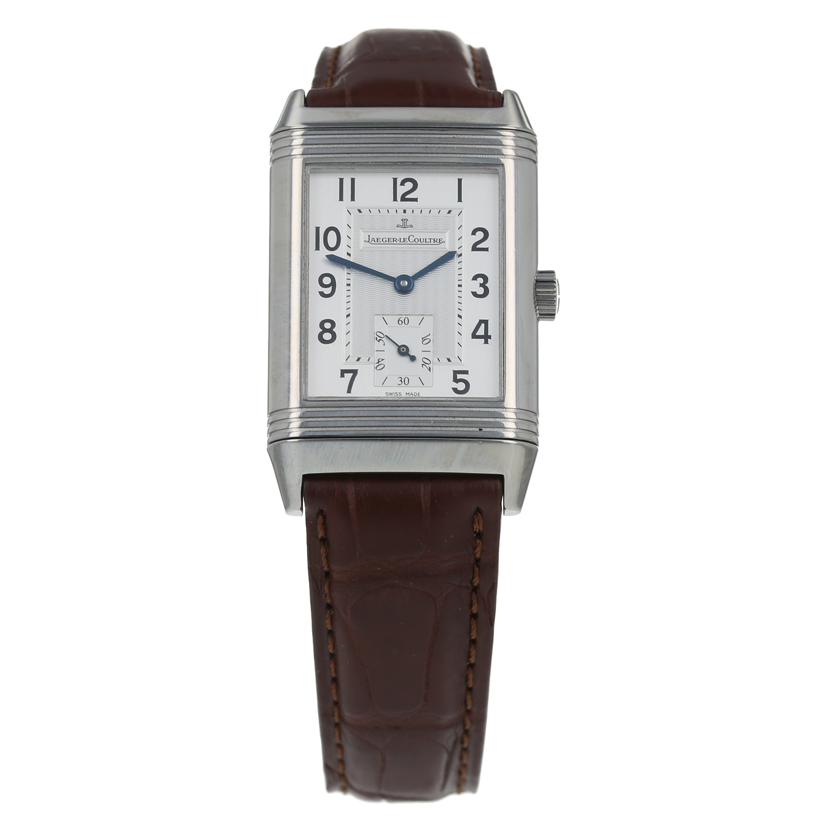 Pre-Owned Jaeger-LeCoultre Reverso Grande Taille Mens Watch Q2708410/270.8.62