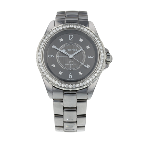 Pre-Owned Chanel J12 Unisex Watch H2566