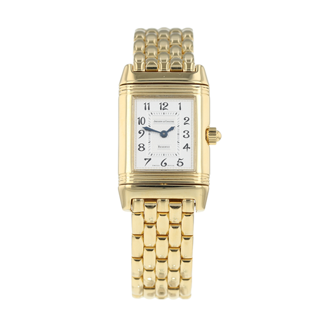 Pre-Owned Jaeger-LeCoultre Reverso Duetto Ladies Watch Q2661120