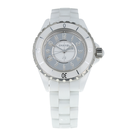 Pre-Owned Chanel J12 Ladies Watch H4861