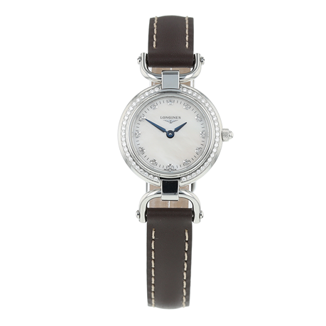 Pre-Owned Longines Equestrian Ladies Watch L6.129.0