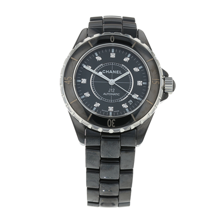 Pre-Owned Chanel J12 Unisex Watch H1626