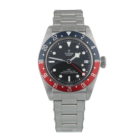 Pre-Owned Tudor Black Bay GMT Mens Watch 79830RB