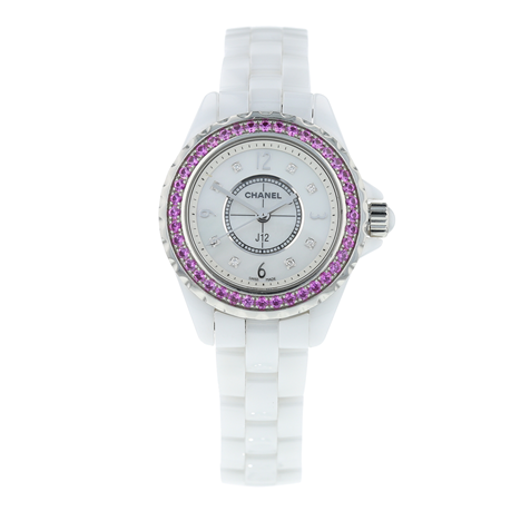 Pre-Owned Chanel Ladies Watch