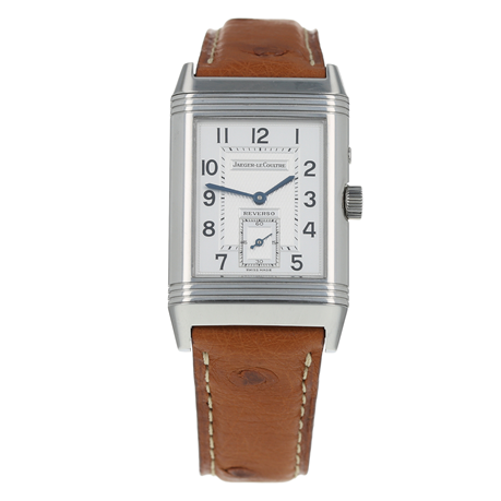 Pre-Owned Jaeger-LeCoultre Reverso Duo Mens Watch Q2718470/270.8.54