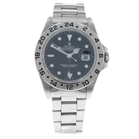 Pre-Owned Rolex Explorer II Men's Watch