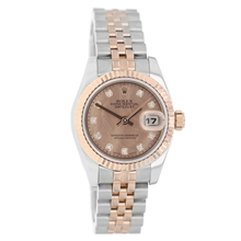 Pre-Owned Rolex Datejust Ladies Watch 179171