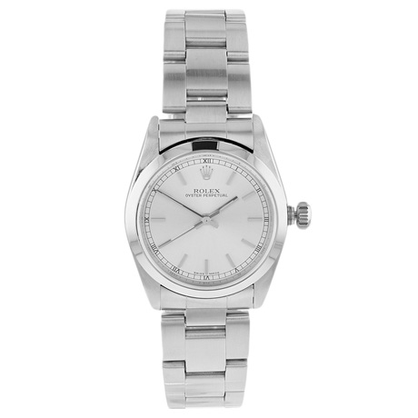 Pre-Owned Rolex Oyster Perpetual Mid-Size Watch