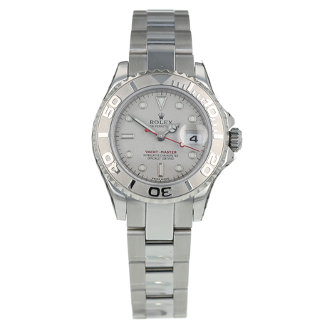 Pre-Owned Rolex Yacht-Master Ladies Watch 169622